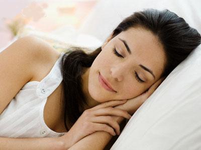 Woman Sleeping --- Image by © Michael A. Keller/Corbis