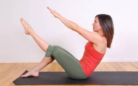 pilates untuk kesehatan